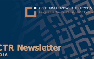 PCTR Newsletter (2/2016)