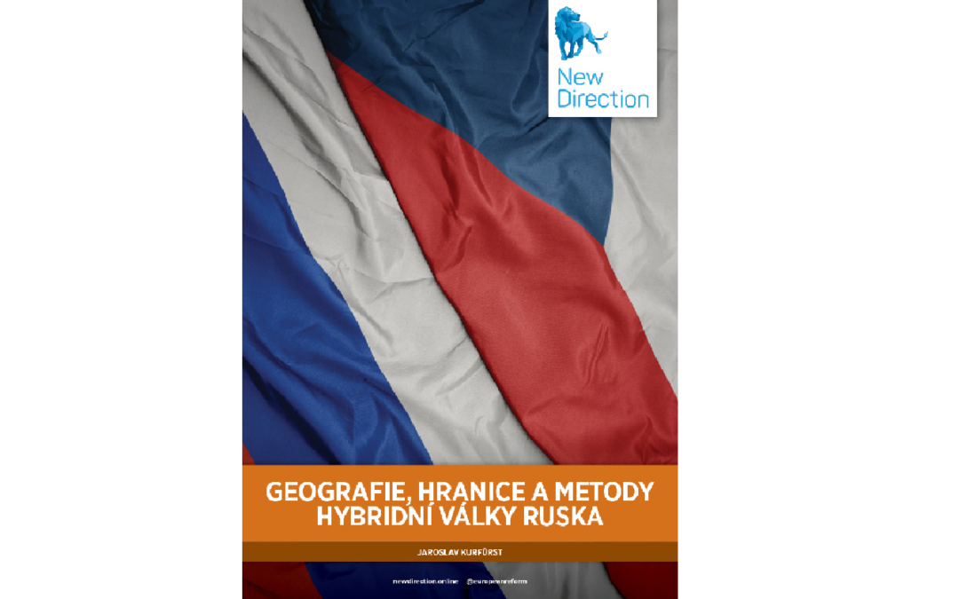 Geography, Borders and Methods of Russias Hybrid War
