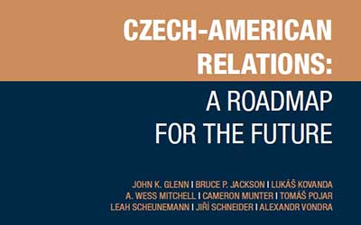 Czech-American Relations: ARoadmap for the Future