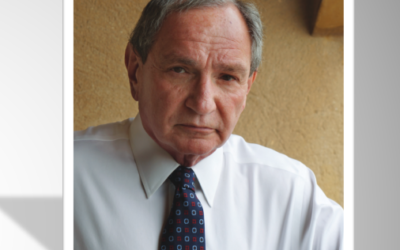 The Storm Before The Calm with George Friedman